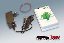Trix 612086 Fahrregler + 66201 Schaltnetzteil Neu aus Startset 11137