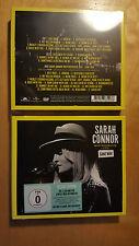 Sarah Connor - Muttersprache Live-Ganz Nah (Deluxe Edt.)  2CD + DVD NEU + OVP