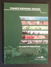 Towards Sustainable Grazing - The Professional Producer's Guide - pb - Australia