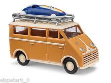 Busch 40926, DKW 3=6 mit Dachgepäckträger und Seifenkiste, H0 Auto Modell 1:87