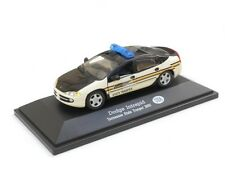 1/43 Police Car Dodge Intrepid Tennessee State Trooper 2003 Diecast Model