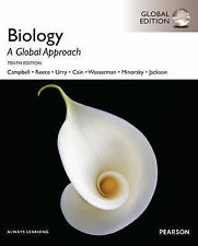Biology: A Global Approach 10th Global Edition by Minorsky, Reece, Campbell 10e
