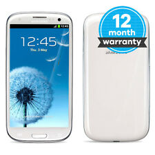 Samsung Galaxy S III LTE GT-I9305 - 16GB - Marble White (EE) Smartphone