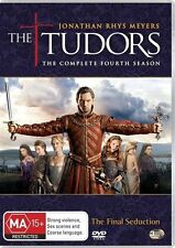 The Tudors : Season 4 (DVD, 2010, 3-Disc Set)