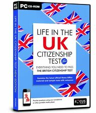 Life in the UK Citizenship Test - Third Edition (PC) BRAND NEW SEALED