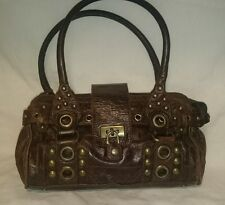 Beautiful quality brown leather bag