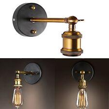 E27 Vintage LED Wandleuchte Wandlampe Edison Lampe Loft Retro Leuchte Steam Punk
