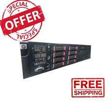 HP ProLiant DL380 G7 2 x 6 Core X5660 2.80GHz CPU 128GB RAM P410i 512MB