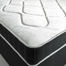 NEW 3FT SINGLE MICRO QUILT ORTHOPAEDIC FIRM MATTRESS