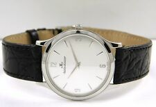 JAEGER LECOULTRE MASTER CONTROL ULTRA THIN ARMBANDUHR