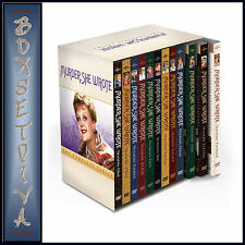 MURDER SHE WROTE - COMPLETE SERIES- SEASONS 1 - 12 *BRAND NEW DVD BOXSET***