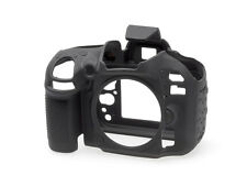 easyCover Pro Silicone Skin Camera Armor Case to fit Nikon D600/610 DSLR - Black