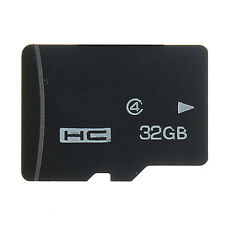 32GB 32G Micro SD Karte Speicherkarte SD HC TF  Trans-Flash Memory Card Class 4