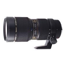 Tamron 70-200 mm f/2.8 Macro Objektiv Nikon + Blende + Tasche Zubehörpaket A001