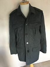 Jaeger Mens Wool Mix Grey Coat / Jacket Size M. Great Condition.