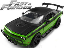 Fast & Furious - Letty's Dodge Challenger SRT8 4x4 1:24 Scale Diecast Model