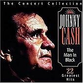 Johnny Cash - Man in Black (The Concert Collection/Live Recording, 2005)