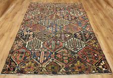 Persian Traditional Vintage Wool 260cmX170 cm Oriental Rug Handmade Carpet Rugs