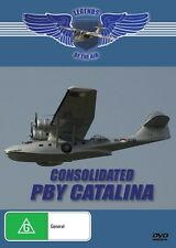 PBY CATALINA - LEGENDS OF THE AIR - NEW DVD