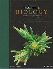 Campbell Biology by Jane Reece (Hardback, 2014) 9781486007042 NO CODE