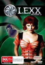 Lexx : Season 2 (DVD, 2007, 5-Disc Set)