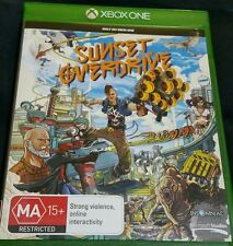 Sunset Overdrive Xbox One XboxOne NEW BLACK FRIDAY SPECIAL POST 2 PM