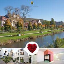 3 Tage Romantik pur in Bad Kissingen 4★ Wellness Hotel Ullrich Bayern Kurzurlaub