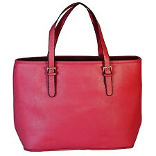 Laptop Computer Bag Tote Handbag For Apple MacBook Pro 13 inch (Red)