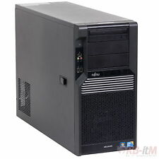 Fujitsu CELSIUS M470-2 Intel XEON QUAD Core W3520 - 2,66Ghz - 8GB RAM - DVD-RW