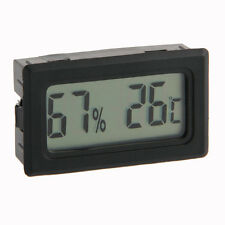 Tool Temp Digital Lcd Indoor Thermometer Temperature Humidity Meter