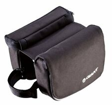 Giant Bike Cycling Top Tube Double Pannier Bag with Cellphone Bag (Large)