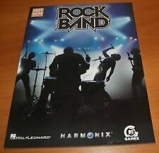 Rock Band Easy Guitar with Notes and Tabulatur Songbook Notenbuch NEU