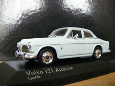 Volvo 121 2door B18 1966 in blue 1954 Minichamps Model 1:43