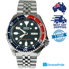 New SEIKO Automatic SKX009 SKX009K2 Mens Divers Watch Box Warranty FREE EXPRESS