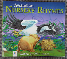 COLIN THIELE ~ AUSTRALIAN NURSERY RHYMES ~ Aussie Animals