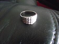 ►Brilliant Ring aus Gold Ring mit 27 Brillanten Ring Weißgold333►