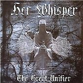 Her Whisper - The Great Unifier - CD