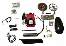Petrol Bicycle Cycle Bike Motorized Engine Kit 50cc 4T Pullstart Honda Style