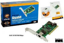 LINKSYS Gigabit Network Adapter 10/ 100/ 1000Mbps PCI 1 x RJ45  (EG1032)