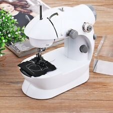 ELECTRIC MINI 2 SPEED STITCH PORTABLE SEWING MACHINE WITH FOOT PEDAL