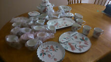Mikasa Silk Flowers F3003 44 piece set *now without coffee mugs*