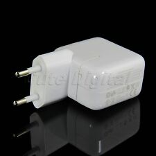 10W USB Port AC Wall Power Supply Charger Adapter for Apple iPad 1 2 3 EU Plug