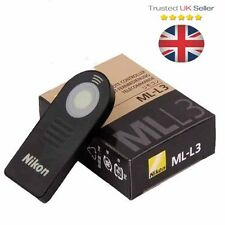 NIKON ML-L3 Infrared IR Wireless Remote Shutter Control D5300 D7000 D90