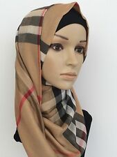New Fashion Lady   Classical Stripe Style Long Wrap Shawl/ Neck Scarf