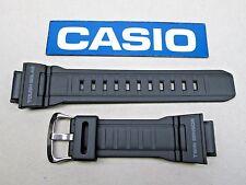 Genuine Casio G-Shock Mudman G-9300 watch band strap black resin rubber