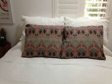 Liberty fabric Cushion Covers (European size) 8 for $100
