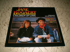 "JANE BOGAERT (12""MAXI) ""CHILDREN OF LOVE"" [TITELSONG ""LAURA UND LOUIS"" / ZDF]"