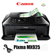 CANON MX925 MULTIFUNKTIONS DRUCKER SCANNER KOPIERER WLAN AIRPRINT * NEU *