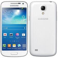 SAMSUNG S4 mini - I9195 - 8GB - WEIß - WEISS - FROST WHITE - HÄNDLER - WIE NEU