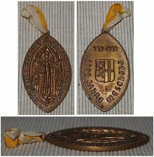 Medaille aus Messing 1000 Jahre Meschede 959 - 1959